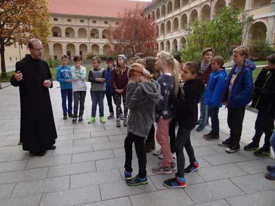 Klostertag 1. Klassen
