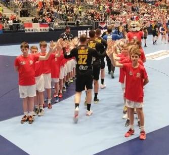 15.1.2020 - Handball am AGS