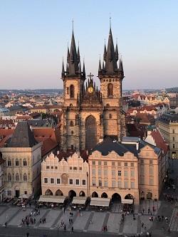 Prag, 6. Klasse 2019